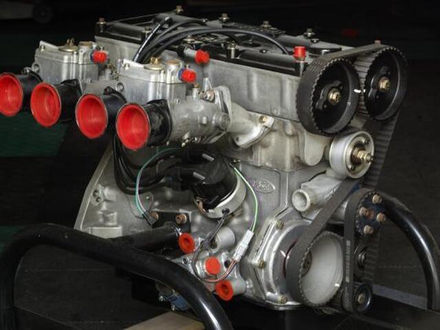 Cosworth BDG 2.0L Engine - 3