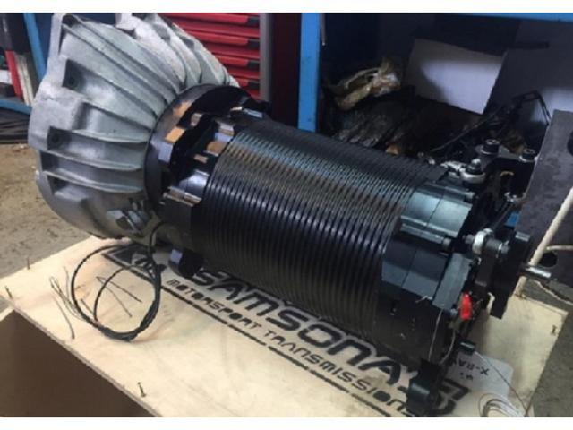 Samsonas RWD Sequential 6-speed gearbox - 1